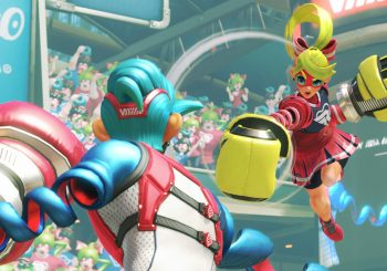 ARMS For Nintendo Switch: Boxing Never Felt So... Um, Yeah