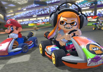 Mario Kart 8 Deluxe to Release April 28th
