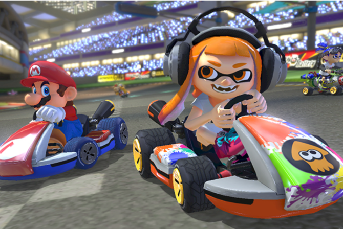Mario Kart 8 Deluxe Review: All the Right Turns