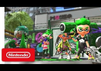 Splatoon 2 Launches Summer 2017