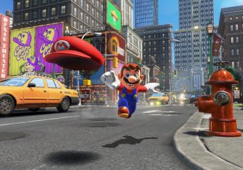 Super Mario Odyssey Already Look Like The Nintendo Switch GOTY