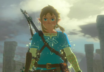 The Legend of Zelda: Breath of the Wild Is a Launch Title