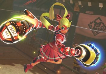 Arms Is Looking For A Knockout This June on Nintendo Switch