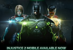 Injustice 2 Now Available via mobile: And It's Awesome