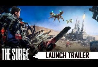 The Surge Releases the official Launch Trailer