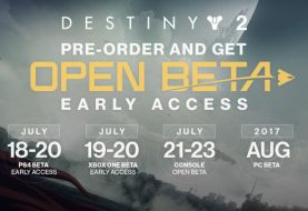 Destiny 2 Beta is Now Free For All