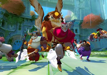 Gigantic is Now Available and Free-to-Play on Xbox One and Steam