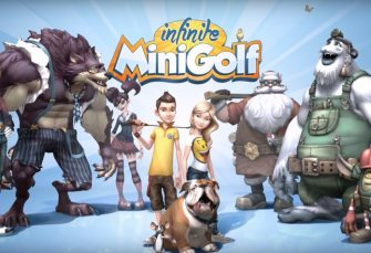Infinite Minigolf Review: A Creative Gem