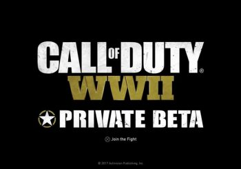 Call of Duty: WWII Private Beta- Weekend 1 Impressions