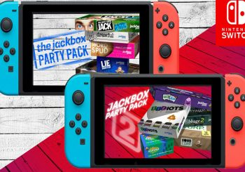 The Jackbox Party Pack' And 'The Jackbox Party Pack 2' Comes To Nintendo Switch