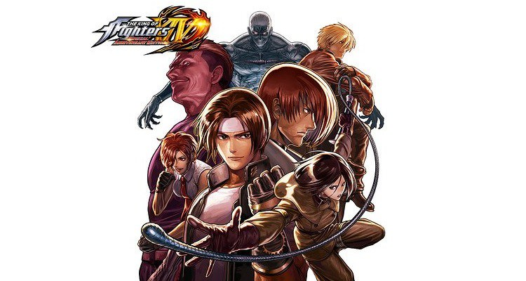 THE KING OF FIGHTERS XIV Special Anniversary Edition Now Avaliable