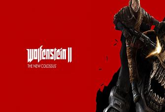 NO MORE NAZIS – Wolfenstein II: The New Colossus Trailer