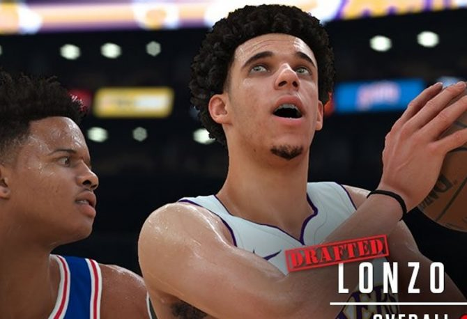 NBA 2K18 Hoping to Shake the Game This Season