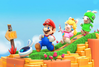 MARIO + RABBIDS KINGDOM BATTLE Now Available