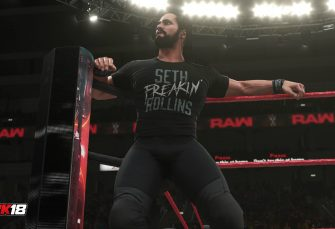 WWE 2KDEV Episode 3 Reveals New Seth Rollins Screenshots
