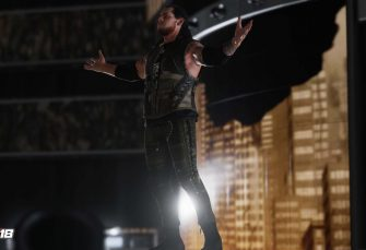 WWE 2K18 Hands-On Impressions: Game On