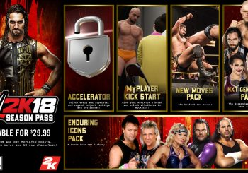 WWE 2K18 Deluxe Edition / Season Pass is the Way to Go