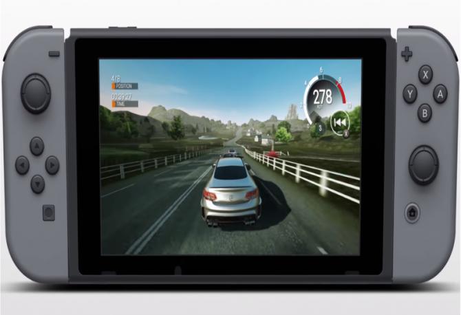 Gear.Club Unlimited: Nintendo Switch Reveal Trailer