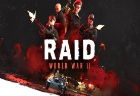 """RAID: WWII Review- """"An Error Has Occurred"""""""