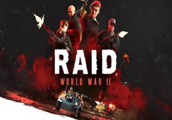 "RAID: WWII Review- ""An Error Has Occurred"""