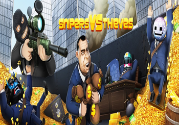Snipers VS Thieves Review - Quirky Handheld Fun