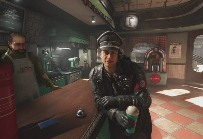 Wolfenstein II: The New Colossus Review - Every Barrier Broken
