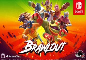 Platform-fighter, Brawlout, Rocks The Nintendo Switch This Holiday Season