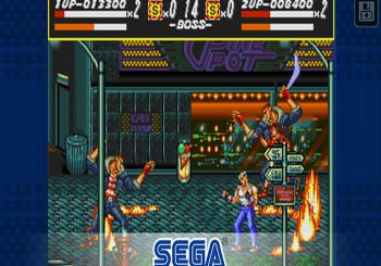 Streets of Rage - Barging Onto Your Mobile Device