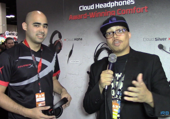 PAX South 2018 - (Interview) HyperX Discusses the Cloud Flight and Alpha Gaming Headset