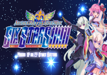 Arcana Heart 3 LOVEMAX SIXSTARS!!!!!! Review