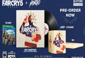 Far Cry 5 x Mondo Limited Edition - Pre-Order Now On The Ubisoft Store