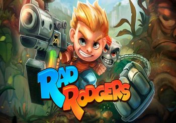 Rad Rodgers, Retro Hopping Onto Xbox One and PlayStation 4
