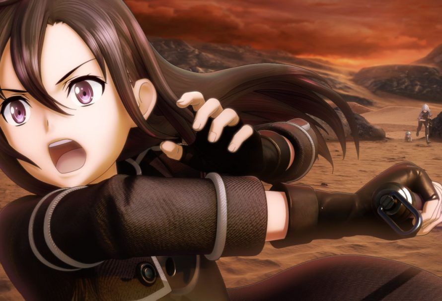 Sword Art Online: Fatal Bullet Offers More Through Digital Purchase
