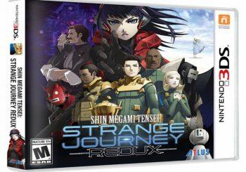 Shin Megami Tensei: Strange Journey Redux Release Date Announced