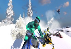 Snow Moto Racing Freedom - Landing On The Nintendo Switch