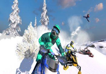 Snow Moto Racing Freedom - Landing On The Nintendo Switch
