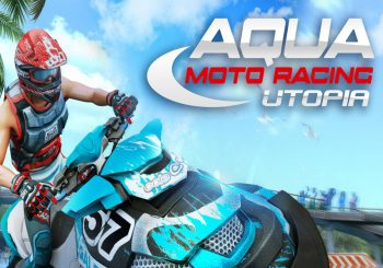 Aqua Moto Racing Utopia - Coming To The Nintendo Switch This February
