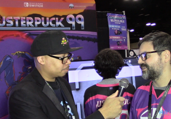PAX South  2018 - (Interview) Clusterpuck 99 Coming Soon to Nintendo Switch
