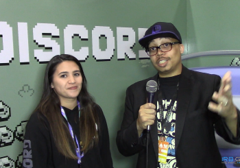PAX South 2018 - (Interview) with Mallory of Discord: What is Discord + Partnering & More