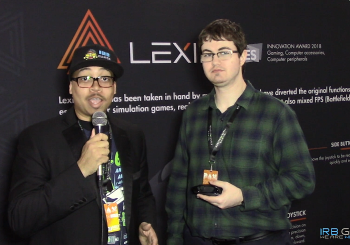 PAX South 2018 - (Interview) with LEXIP as They Showcase Their New Gaming Mouse