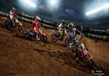 Monster Energy Supercross - From Real Life To Video Game
