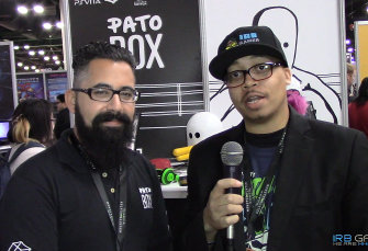 PAX South 2018 - (Interview) Bromio for their Upcoming Game Pato Box