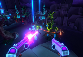 Aftercharge Is An Exciting New Competitive Shooter - IRBGamer Viewers Can Get Into The Alpha!