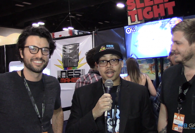 """PAX South 2018 - (Interview) We Are Fuzzy Talks About Upcoming Game """"Sleep Tight"""""""