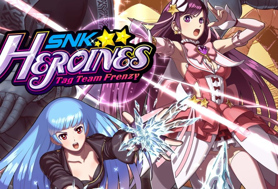 SNK Heroines Tag Team Frenzy Coming in 2018