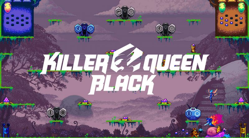 Strategy Arcade Game 'Killer Queen' Is Back In Black | IRBGamer